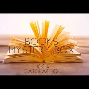 Mystery Box of Books + Surprise Item